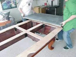 Pool table moves in Cedar Rapids Iowa
