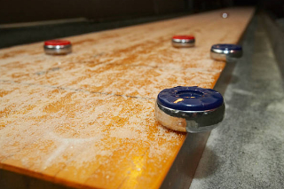 SOLO® Shuffleboard Movers Cedar Rapids, Iowa.