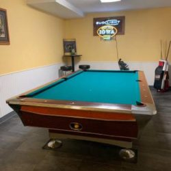 Fischer Empress Pool Table