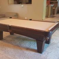 8' Brunswick Allentons 3 Piece Slate Pool