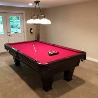 Brunswick Ventura Slate Pool Table