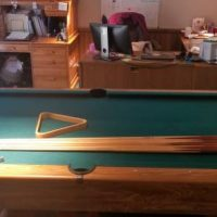 7' ¨Like New¨ Brunswick Pool Table For Sale